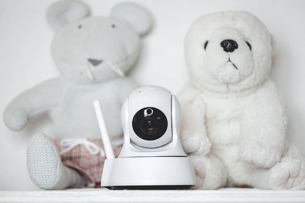 Domowa niania elektroniczna z kamerką w dobrej cenie