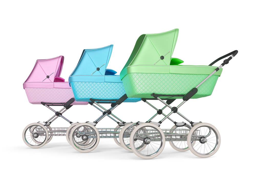 Rankingowe wózki dziecięce z topowych pozycji