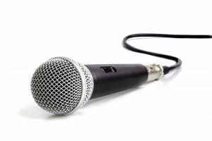 mikrofon dla dzieci przewodowy
