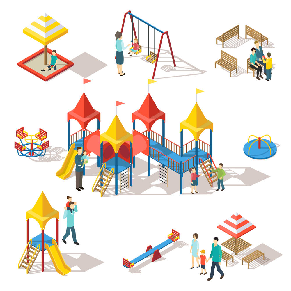 Najlepszy plac zabaw dla dzieci z rankingu